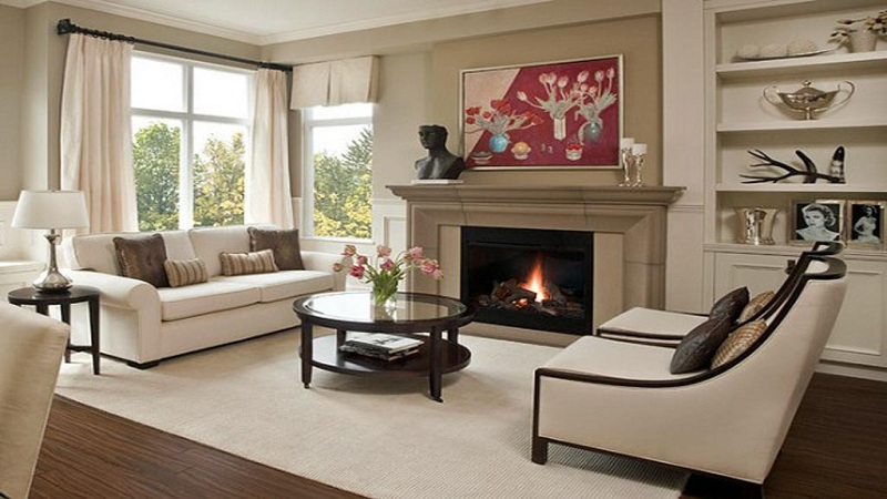 Superbe ... In A Room, They Are Ideal Because They Encourage Coexistence By  Providing A Sense Of Warmth And Comfort To The Home. Decorate Living Room.
