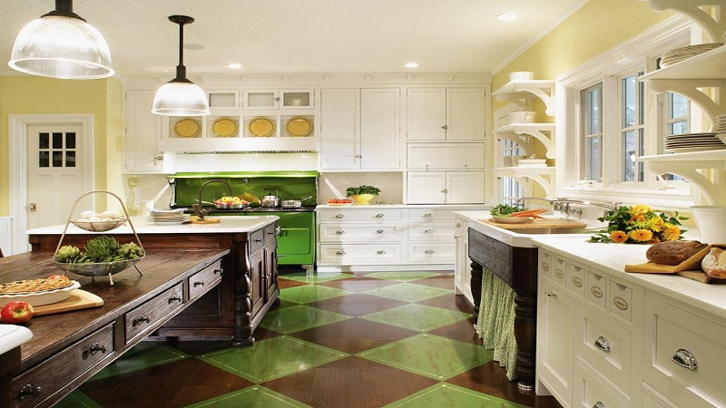 How to decorate a small kitchen for your beautiful house ...
