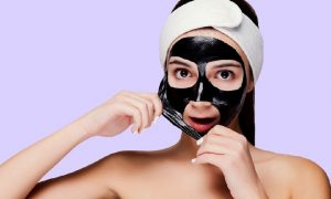 benefit from the mask of activated charcoal
