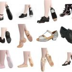 Different types of dance shoes and what defines them