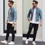 Mens Levi Jeans are perfect.